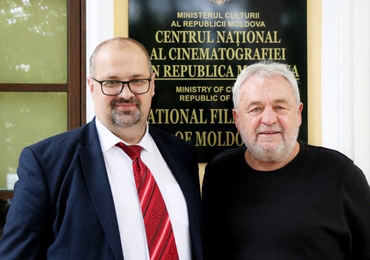 Centrul Naţional al Cinematografiei din Republica Moldova